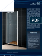 Dream Line Showers Shower Doors Allure