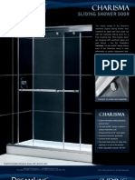 Dream Line Showers Sliding Shower Doors