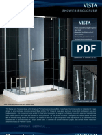 Dream Line Showers Shower Enclosures Vista