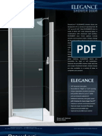 Dream Line Showers Shower Doors Elegance