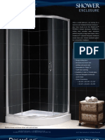 Dream Line Showers Shower Enclosures