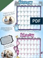 2012 Primary Calendar Portuguese