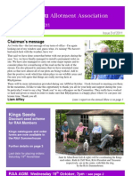 RAA Newsletter Autumn 2011-1