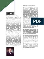 Bibliografía de Juan León Mera