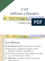 Defensas CAT