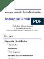 10-SequentialCircuitDesign