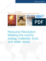 MGI Resource Revolution Executive Summary
