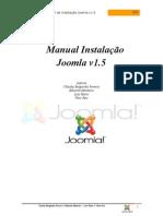 Manual Instalação Joomla v1.5