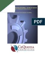 B2B Branding CeQuotia Whitepaper