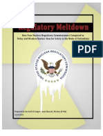 Regulatory Meltdown 12.09.11; Ed Markey