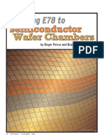 Applying E78 to Semiconductor Wafer Roger Pierce