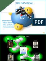 Teori Gas Ideal