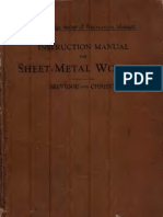 Sheet Metalwork Text