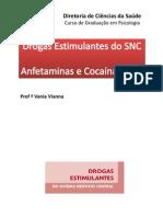 Droga estimulante SNC
