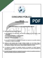 GLA-14 Técnico em Radiologia128