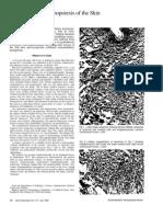 Extramedullary Hemopoiesis of the Skin