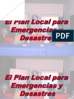 Preparacion Plan Local cia