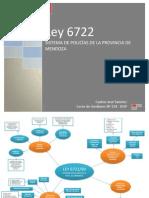 Ley 6722 de Las Policias de Mendoza