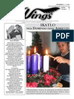 Wings! December 11 - 17, 2011