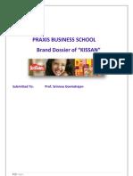 Kissan Brand Dossiure