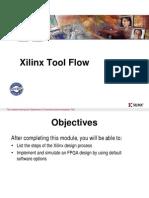 PDF XilinxPDF FPGA Design Flow 12 Xilinx Tool Flow 8