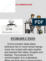 PRADEEP'S_ Communication