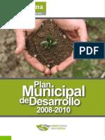 080331 Plan Municipal de Desarrollo de Tijuana 2008-2010