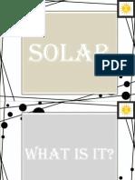 Full Presentation Solar