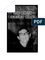 Jesse Bernstein - Selected Works