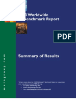 IT Benchmark Report 2003