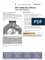 2005 Headshok Super Fatty Ultra Dlr Dl Owners Manual Supplement En