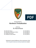 Latest Hardware Virtualization