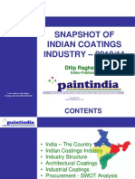 Paint India DR Industry Summary 2011
