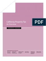 Property Tax CA