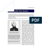 A Qadla Qadar