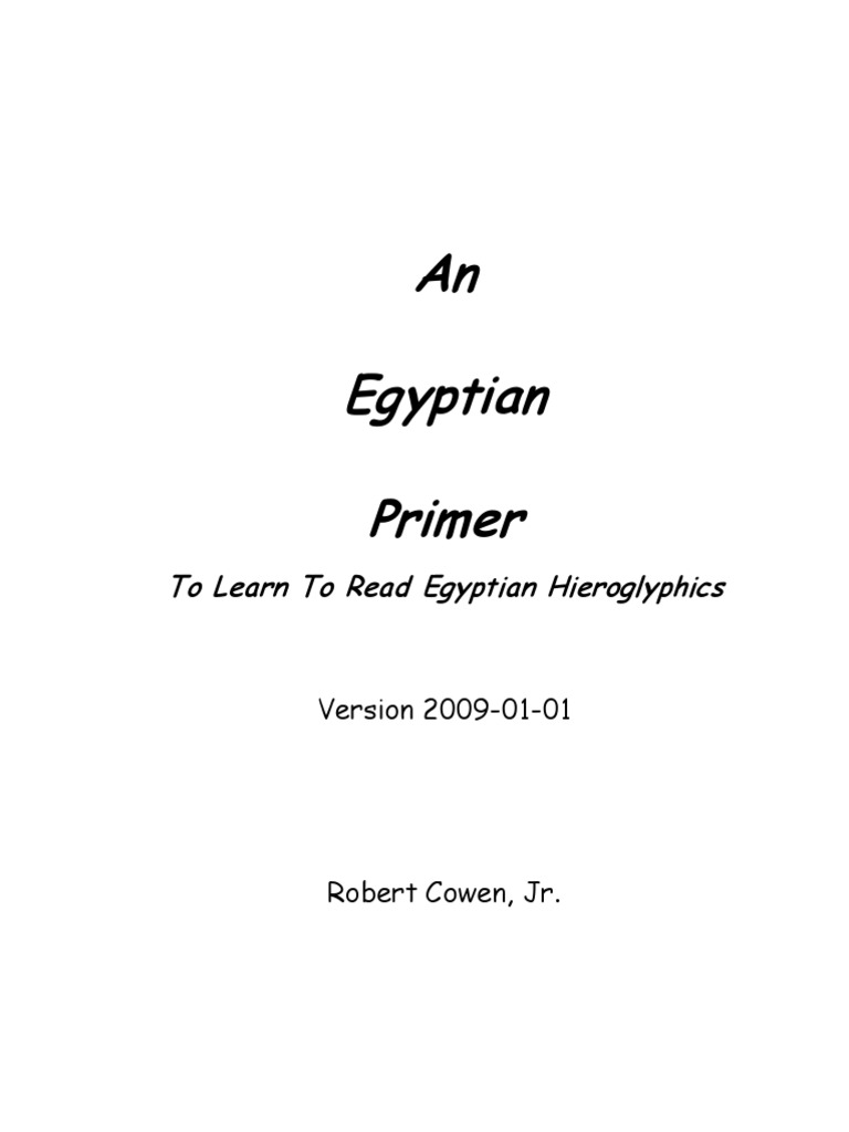 how to read egyptian hieroglyphics nile languages