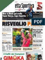 Gazzetta dello Sport - 11/12/2011