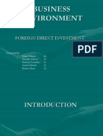 45671486 BE Foreign Direct Investment Shradha