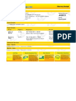 Ticket r.lisondra