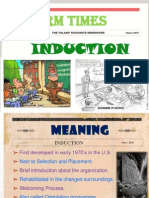 HRM Induction