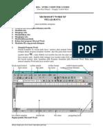 Modul Microsoft Word 2007 Versi 1