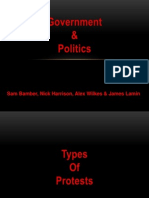 P5 Government & politics