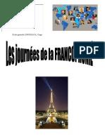 Les Journees de La Francophonie