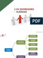 TIPOS DE SOCIEDAD