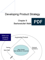 Developing Product Strategy Ch-9