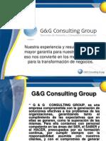 Presentacion g &g Consulting Group Bogota 2