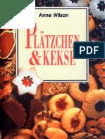Wilson, Anne - Plätzchen & Kekse