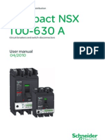 Nsx 100-630 User Manual