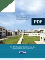 IBSAT IBS Hyderabad Admissions 2011
