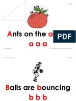 Alphabet Chant Ants on Apple[1]